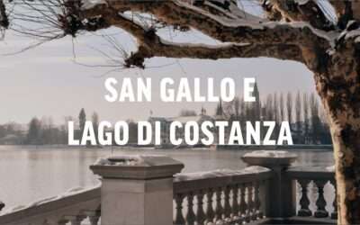 San Gallo e Lago di Costanza