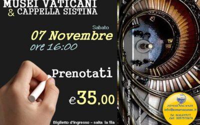 Musei Vaticani 07 Novembre 2020
